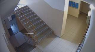 Видеонаблюдение в подъезде и лифте